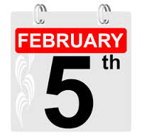 Feb 5th